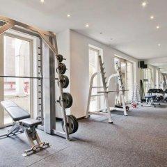 Renaissance Brussels Hotel Брюссель фитнесс-зал фото 3