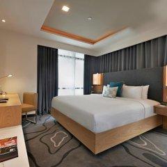 Berjaya Times Square Hotel, Kuala Lumpur 4* Люкс Премьер с двуспальной кроватью фото 2