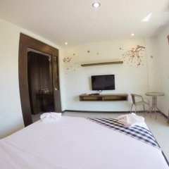 Отель Benjamas Place Номер Делюкс с различными типами кроватей фото 10