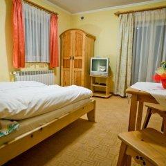 Отель Polakówka Поронин комната для гостей фото 2