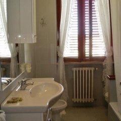 Отель Osteria Vecchia Кастаньето-Кардуччи ванная