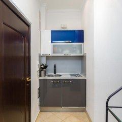 Апартаменты Four Squares Apartments on Tverskaya Улучшенные апартаменты с различными типами кроватей фото 11