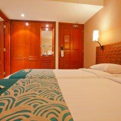 Отель White Rose Kuta Resort, Villas & Spa 4* Стандартный номер с различными типами кроватей фото 3