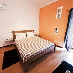 Hostel Casa d'Alagoa Стандартный номер с различными типами кроватей фото 4