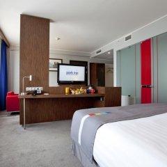 Гостиница Park Inn by Radisson Sheremetyevo Airport Moscow 4* Стандартный номер с различными типами кроватей фото 5