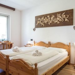 Отель Residence La Roggia Долина Валь-ди-Фасса комната для гостей фото 3
