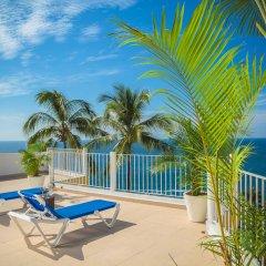 Отель Playa Conchas Chinas 3* Люкс фото 16