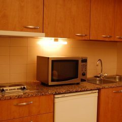 Апарт-отель Bertran 3* Апартаменты с различными типами кроватей фото 34