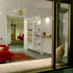 Отель August Strindberg Hotell интерьер отеля фото 2