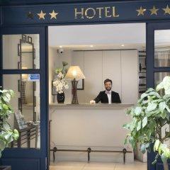 Отель Paris Louvre Opera Париж интерьер отеля фото 3