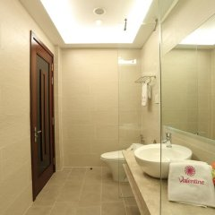 Valentine Hotel 3* Улучшенный номер с различными типами кроватей фото 3