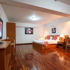 Samran Place Hotel 3* Номер Делюкс с различными типами кроватей