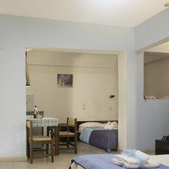 Antonios Hotel Студия с различными типами кроватей фото 9