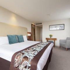 Отель Thistle Kensington Gardens 4* Номер Делюкс с различными типами кроватей