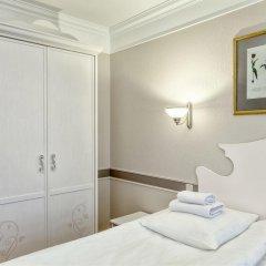 Мини-Отель Амадео Стандартный номер разные типы кроватей фото 11