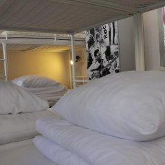 La Guitarra Hostel Кровать в общем номере с двухъярусной кроватью фото 3
