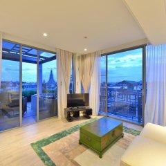 Отель Riva Arun Bangkok 4* Люкс Премиум с различными типами кроватей фото 4