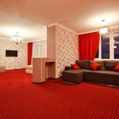Гостиница VIP-Парус Апартаменты с различными типами кроватей фото 12