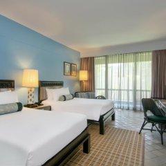 Отель Siam Bayshore Resort Pattaya 5* Номер Делюкс с различными типами кроватей фото 13