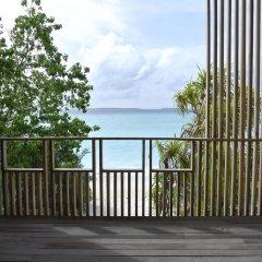 Отель The Barefoot Eco 4* Улучшенный номер с различными типами кроватей фото 3