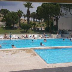 Berksoy Hotel Турция, Дикили - отзывы, цены и фото номеров - забронировать отель Berksoy Hotel онлайн бассейн