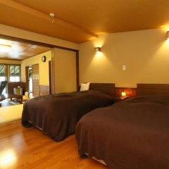 Отель Ryokan Kono-Yu Минамиогуни комната для гостей