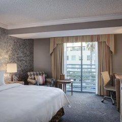 Отель Jw Marriott Santa Monica Le Merigot 4* Стандартный номер фото 6