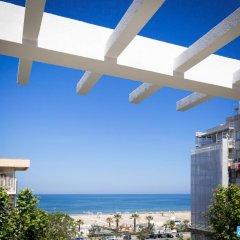 Отель Amicizia пляж