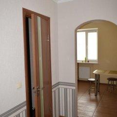 Гостиница Daily rent on Demyanchuka Апартаменты разные типы кроватей фото 21