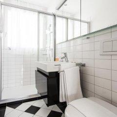 Апартаменты Ema House Serviced Apartments Seefeld Цюрих ванная