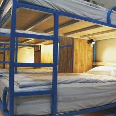 Отель Kim Cuong Da Lat Кровать в общем номере фото 7