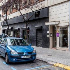 Отель Apartamento Travel Habitat Atico Centro Валенсия парковка