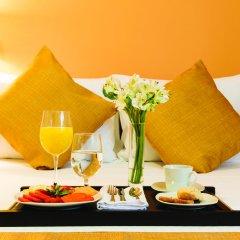 Отель Mision Express Merida Altabrisa 3* Стандартный номер с разными типами кроватей фото 4