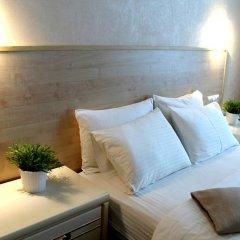 Гостиница Стригино Стандартный номер разные типы кроватей фото 28
