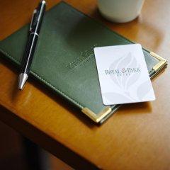 Royal Park Hotel 4* Стандартный номер с 2 отдельными кроватями фото 7