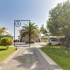 Отель Villa Nefeli - Akti Salonikiou парковка
