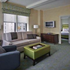 Shelburne Hotel & Suites by Affinia 4* Люкс повышенной комфортности с различными типами кроватей фото 6
