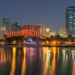 Sheraton Abu Dhabi Hotel & Resort пляж фото 2