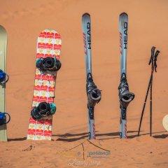 Отель Berbere Experience Марокко, Мерзуга - отзывы, цены и фото номеров - забронировать отель Berbere Experience онлайн спортивное сооружение