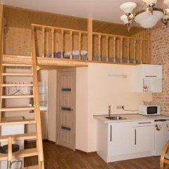 Апартаменты Nevskiy Air Inn 3* Студия с различными типами кроватей фото 41