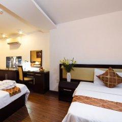 King Town Hotel Nha Trang 3* Семейный номер Делюкс с двуспальной кроватью фото 4