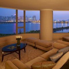 Отель Marco Polo Xiamen 5* Представительский люкс с различными типами кроватей фото 2