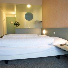 Hotel City am Bahnhof 3* Стандартный номер с различными типами кроватей фото 10