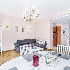 Апартаменты Dom & House - Apartments Quattro Premium Sopot комната для гостей фото 5