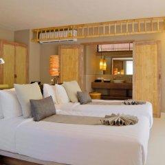 Отель Twin Lotus Koh Lanta 4* Вилла с различными типами кроватей фото 19