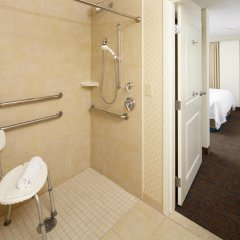 Отель Residence Inn by Marriott Columbus Downtown 3* Люкс с различными типами кроватей