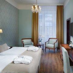 Отель Danubius Health Spa Resort Hvězda-Imperial-Neapol 4* Номер Делюкс с 2 отдельными кроватями фото 4