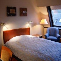 Отель Hotell Refsnes Gods 4* Стандартный номер с различными типами кроватей фото 3