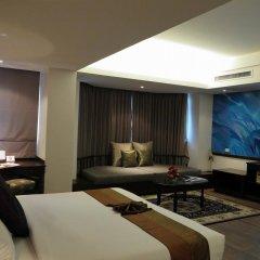Отель The Grand Sathorn 3* Полулюкс с различными типами кроватей фото 2