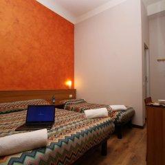 Hotel Brasil Milan Стандартный номер с различными типами кроватей фото 9